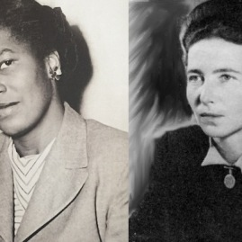 Kathryn Sophia Belle on 1949: A Debate between Claudia Jones and Simone de Beauvoir - 4 October 2018